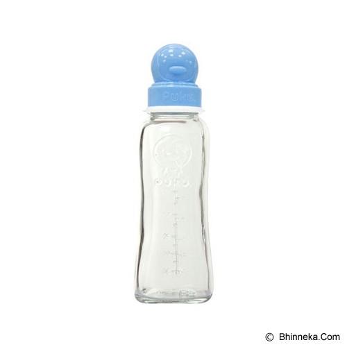 PUKU Botol Susu Kaca 240cc [P10171] - Blue - Botol Susu